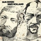 SAM RIVERS Vol. 2 (with Dave Holland) album cover