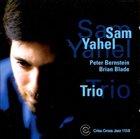 SAM YAHEL Trio album cover