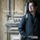 SAMO ŠALAMON Samo Salamon Bassless Quartet : 2Alto album cover