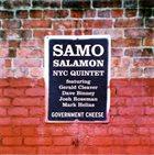 SAMO ŠALAMON Government Cheese album cover