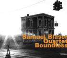 SAMUEL BLASER Boundless album cover