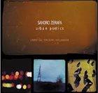 SANDRO ZERAFA Urban Poetics album cover