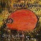 SANDRO ZERAFA White Russian 5tet album cover