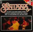 SANTANA 25 Hits album cover