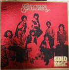 SANTANA Gold Disc album cover