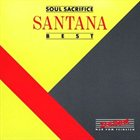 SANTANA Soul Sacrifice album cover
