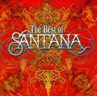 SANTANA The Best Of album cover