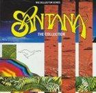 SANTANA The Collection album cover