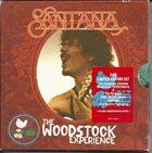 SANTANA The Woodstock Experience album cover