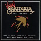 SANTANA Viva! Santana album cover