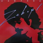 SANTANA Zebop! album cover