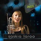 SASKIA LAROO Really Jazzy album cover