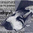 SATANIQUE SAMBA TRIO Badtriptych album cover