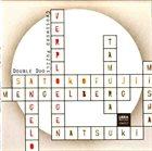 SATOKO FUJII Double Duo : Crossword Puzzle album cover