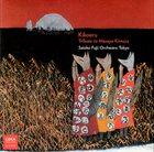 SATOKO FUJII Kikoeru (Satoko Fujii Orchestra Tokyo) album cover