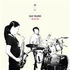SAX RUINS 16.8.16 album cover