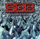 SBB Roskilde 1978 album cover