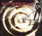 SCOTT AMENDOLA Cry album cover