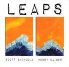 SCOTT AMENDOLA Scott Amendola, Henry Kaiser : Leaps album cover