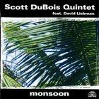 SCOTT DUBOIS Monsoon album cover