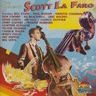 SCOTT LAFARO The Alchemy Of Scott LaFaro album cover