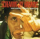 SCREAMIN' JAY HAWKINS Somethin' Funny Goin' On album cover