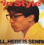 SENRI OE In Style album cover