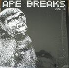 SHAWN LEE Ape Breaks Vol 3. album cover