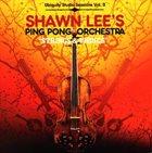 SHAWN LEE Strings & Things album cover