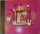 SIDNEY BECHET A Jazz Masterwork album cover