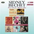 SIDNEY BECHET Five Classic Albums album cover