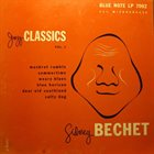 SIDNEY BECHET Jazz Classics Vol. 1 album cover