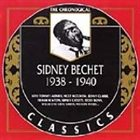 SIDNEY BECHET The Chronological Classics: Sidney Bechet 1938-1940 album cover