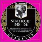 SIDNEY BECHET The Chronological Classics: Sidney Bechet 1940-1941 album cover