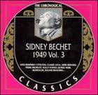 SIDNEY BECHET The Chronological Classics: Sidney Bechet 1949, Volume 3 album cover