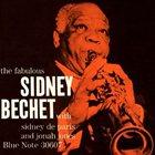 SIDNEY BECHET The Fabulous Sidney Bechet album cover