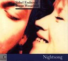 SIDSEL ENDRESEN Nightsong (with Bugge Wesseltoft) album cover