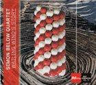 SIMON BELOW Simon Below Quartet : Wailing Wind's Story album cover