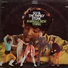 SLY AND THE FAMILY STONE A Whole New Thing album cover