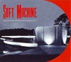 SOFT MACHINE Live At Henie Onstad Art Centre 1971 album cover