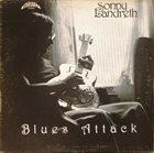 SONNY LANDRETH Blues Attack album cover