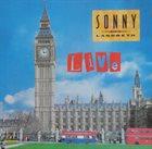 SONNY LANDRETH Live album cover