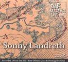 SONNY LANDRETH Live At Jazzfest 2007 album cover