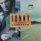 SONNY LANDRETH South Of I-10 album cover