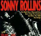 SONNY ROLLINS 100 ans de jazz album cover