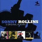 SONNY ROLLINS 5 Original Albums album cover