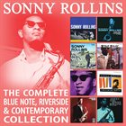 SONNY ROLLINS The Complete Blue Note Riverside & Contemporary Collection album cover