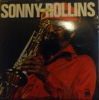SONNY ROLLINS Horn album cover