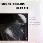 SONNY ROLLINS In Paris album cover