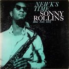 SONNY ROLLINS Newk's Time album cover